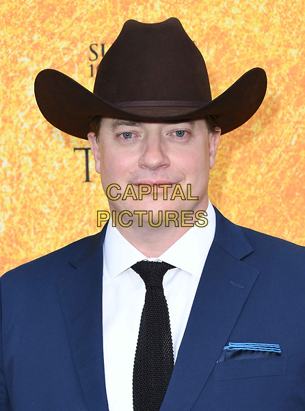 11 May 2018 -North Hollywood, California - Brendan Fraser. FYC Event for FX's &quot;Trust&quot; held at Saban Media Center at the Television Academy Wolf Theater. <br /> CAP/ADM/BT<br /> &copy;BT/ADM/Capital Pictures