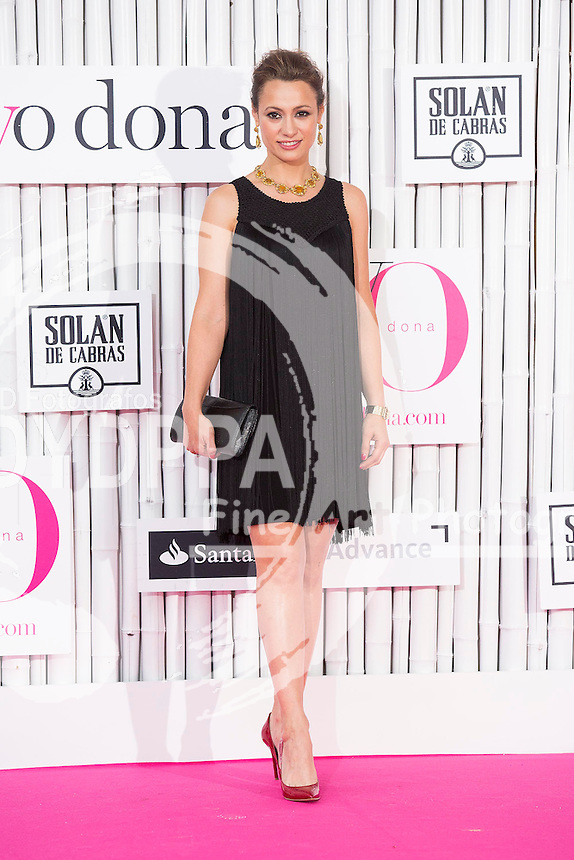 'IX International Yo Dona Awards' at Zarzuela Hippodrome in Madrid on June 24, 2014<br /> Natalia Verbeke