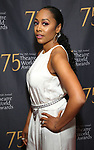 Simone Missick attends the 75th Annual Theatre World Awards at The Neil simon Theatre  on June 3, 2019  in New York City.