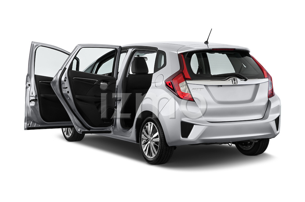 Car images of 2017 Honda Fit EX 5 Door Hatchback Doors
