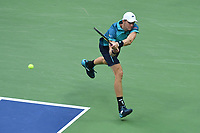 FLUSHING NY- SEPTEMBER 10: Kevin Anderson at the US Open Men's Final Championship match at the USTA Billie Jean King National Tennis Center on September 10, 2017 in Flushing, Queens. <br /> CAP/MPI/PAL<br /> &copy;PAL/MPI/Capital Pictures