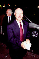 September 6, 1999, Montreal, Quebec, Canada<br /> File Photo of<br /> Film maker Percy Adlon attending the closing party of the World Film Festival on September 6, 1999  in Montreal (Quebec, Canada).<br /> He was one of the Jury member of the Festival<br /> <br />  <br /> <br /> Mandatory Credit: Photo by Pierre Roussel- Images Distribution. (©) Copyright 1999 by Pierre Roussel <br /> ON SPEC<br /> NOTE : scan from 35mm neg.