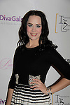 Caralissa Stanley at Color of Beauty Awards hosted by VH1's Gossip Table's Delaina Dixon and Maureen Tokeson-Martin on February 28, 2015 with red carpet, awards and cocktail reception at Ana Tzarev Gallery, New York City, New York.  (Photo by Sue Coflin/Max Photos)