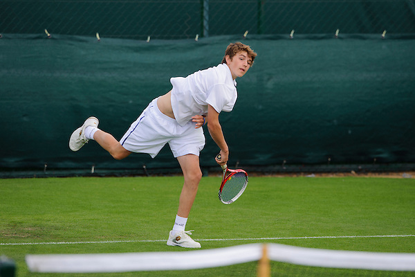 Oliver Nunn<br /> Road To Wimbledon 2013