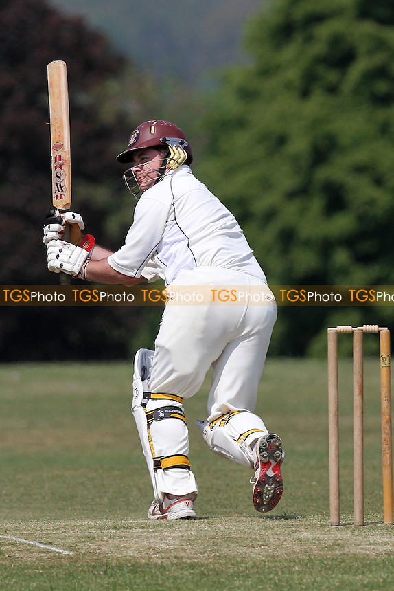 Hornchurch Athletic CC 4th XI (fielding) vs Hornchurch Athletic 3rd XI - Essex Club Cricket at Raphael Park - 30/04/11 - MANDATORY CREDIT: Gavin Ellis/TGSPHOTO - Self billing applies where appropriate - Tel: 0845 094 6026
