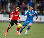 Barrie McKay and Kyle Hutton