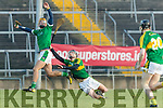 James Godley Kerry in action against  Limerick in the Munster Hurling League Round 4 at the Gaelic Grounds, Limerick on Sunday.
