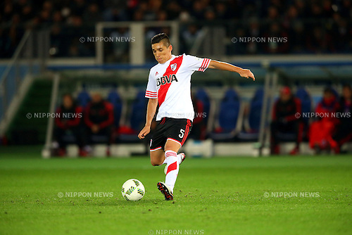 Matias Kranevitter (River),<br /> DECEMBER 20, 2015 - Football / Soccer :<br /> FIFA Club World Cup Japan 2015 Final match between River Plate 0-3 FC Barcelona at International Stadium Yokohama in Kanagawa, Japan. (Photo by AFLO)