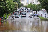 SAO BERNARDO DO CAMPO, SP, 17 Janeiro 2012 .AvSenador Vergueiro.  .  (FOTO: ADRIANO LIMA - NEWS FREE)