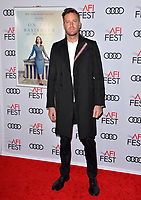 "LOS ANGELES, CA. November 08, 2018: Armie Hammer at the AFI Fest 2018 world premiere of ""On the Basis of Sex"" at the TCL Chinese Theatre.<br /> Picture: Paul Smith/Featureflash"