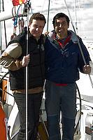 Almaran .XXIII Edición de la Regata de Invierno 200 millas a 2 - 6 al 8 de Marzo de 2009, Club Náutico de Altea, Altea, Alicante, España
