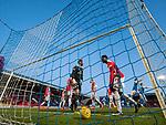 St Johnstone v Hamilton Accies&hellip;28.03.18&hellip;  McDiarmid Park    SPFL<br />Liam Craig scores goal<br />Picture by Graeme Hart. <br />Copyright Perthshire Picture Agency<br />Tel: 01738 623350  Mobile: 07990 594431