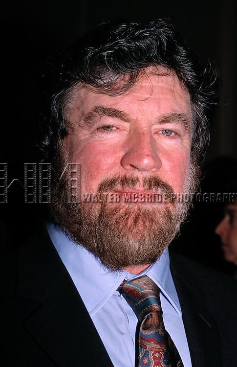 Alan Bates.Attending the Drama League Award Lunch at the .Grand Hyatt Hotel, New York City..May 10, 2002.© Walter McBride /