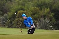 Cameron Grant of Aorangi, Toro New Zealand Mens Interprovincial Tournament, Clearwater Golf Club, Christchurch, New Zealand, 26th November 2018. Photo:John Davidson/www.bwmedia.co.nz