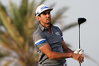 Rafa Cabrera Bello (ESP) on the 12th during Round 2 of the Saudi International at the Royal Greens Golf and Country Club, King Abdullah Economic City, Saudi Arabia. 31/01/2020<br /> Picture: Golffile | Thos Caffrey<br /> <br /> <br /> All photo usage must carry mandatory copyright credit (© Golffile | Thos Caffrey)