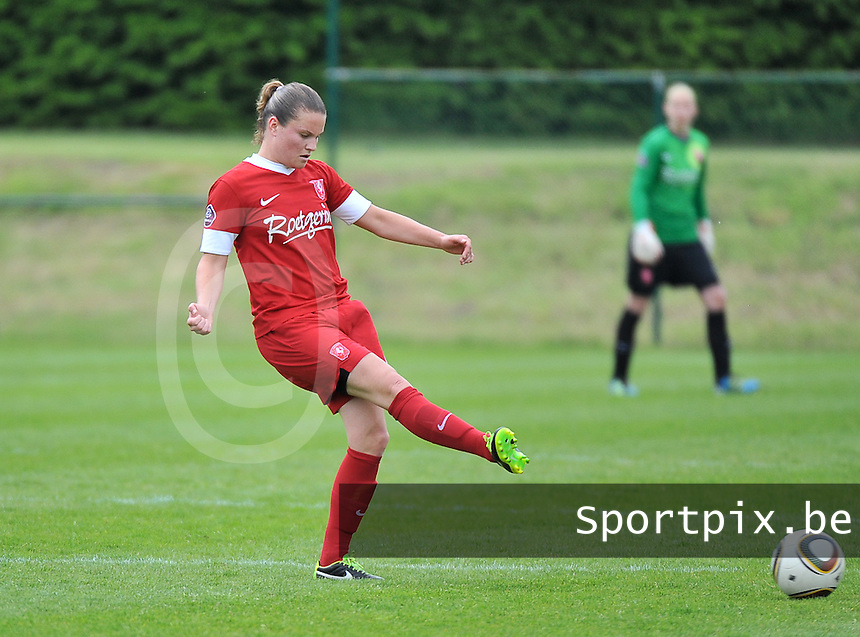 RSC Anderlecht Dames - FC Twente : Sherida Spitse.foto DAVID CATRY / Nikonpro.be