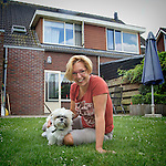 Nederland, Lopik , 23-08-2012 Petra Doornenbal..FOTO:: Gerard Til      ..Naamsvermelding verplicht