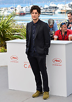 Louis Garrel at the photocall for &quot;The Formidable&quot; (Le Redoutable) at the 70th Festival de Cannes, Cannes, France. 21 May 2017<br /> Picture: Paul Smith/Featureflash/SilverHub 0208 004 5359 sales@silverhubmedia.com