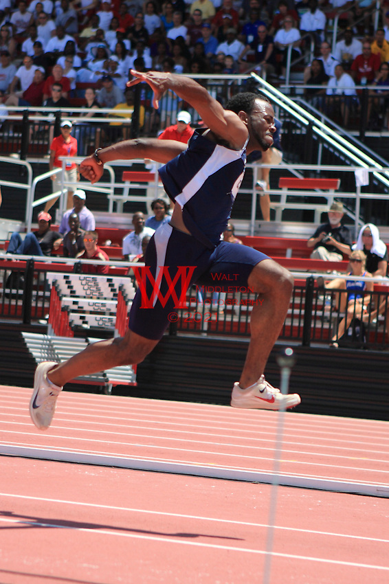 2009 NCAA National Track & Field Championships.PSU 4th Day