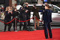 Kelly MacDonald<br /> arriving for the World Premiere of &quot;Goodbye Christopher Robin&quot; at the Odeon Leicester Square, London<br /> <br /> <br /> &copy;Ash Knotek  D3311  20/09/2017