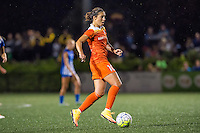 Allston, MA - Wednesday Aug. 31, 2016: Carli Lloyd during a regular season National Women's Soccer League (NWSL) match between the Boston Breakers and the Houston Dash at Jordan Field.