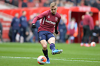 Jarrod Bowen of West Ham United during Arsenal vs West Ham United, Premier League Football at the Emirates Stadium on 7th March 2020