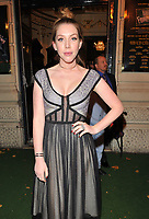 Katherine Ryan at the &quot;Young Frankenstein&quot; press night, Garrick Theatre, Charing Cross Road, London, England, UK, on Tuesday 10 October 2017.<br /> CAP/CAN<br /> &copy;CAN/Capital Pictures
