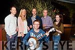 +++Reproduction Free+++<br /> Launch of the 21st Fleadh By The Feale, The Cellar Bar, Abbeyfeale last Thursday night, pictured l-r: Gerard Ward(Pro Active Finance), Maureen McAuliffe(Abbeyfeale), Paul Morris(Kostal), Mich&aacute;el Broderick(Abbeyfeale), John Mangan(Kostal) and Maura O'Connor(Abbeyfeale).<br /> Pic Credit: JDM Photography.ie