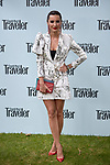 Monica de Tomas attends to Conde Nast Traveler 2019 Awards at Embassy of Italy in Madrid, Spain. June 04, 2019. (ALTERPHOTOS/A. Perez Meca)