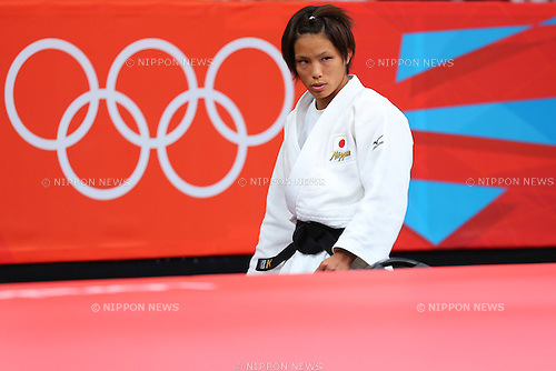 Kaori Matsumoto (JPN), .JULY 30, 2012 - Judo : .Women's -57kg .at ExCeL .during the London 2012 Olympic Games in London, UK. .(Photo by Daiju Kitamura/AFLO SPORT) [1045].