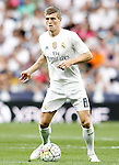 Real Madrid's Toni Kroos during La Liga match. September 26,2015. (ALTERPHOTOS/Acero)