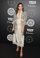 SANTA MONICA, CA - JANUARY 06: Actress Ashley Madekwe arrives at the The Art Of Elysium's 11th Annual Celebration - Heaven at Barker Hangar on January 6, 2018 in Santa Monica, California.<br /> CAP/ROT/TM<br /> &copy;TM/ROT/Capital Pictures