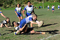 140705 Women's Rugby - Norths v Oriental-Rongotai