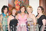 LOOKING GOOD: Mary Kelleher (Killorglin), Maura Walsh (Dublin), Eileen Kennedy (Caragh Lake), Deirdre O'Donoghue (Killorglin) and Denise Cahill (Killorglin) looking lovely at the Diamonds and Divas Fashion Show in the Muckross Park Hotel, Killarney on Saturday.   Copyright Kerry's Eye 2008