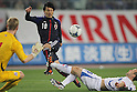 Jungo Fujimoto (JPN), FEBRUARY 24, 2012 - Football / Soccer : KIRIN Challenge Cup 2012 mach between Japan 3-1 Iceland at Nagai Stadium in Osaka, Japan. (Photo by Akihiro Sugimoto/AFLO SPORT) [1080]