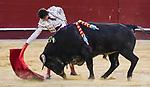 Feria de Julio de Valencia.<br /> Novillada con picadores.<br /> <br /> Novillos de Los Maños.<br /> <br /> Jesús Chover, ovación, silencio en el que mató por Sánchez y herido.<br /> <br /> Ángel Sánchez, herido.<br /> <br /> Jorge Isiegas, silencio tras tres avisos, ovación en el que mato por Chover, oreja y silencio.<br /> <br /> 20 de julio de 2017.<br /> <br /> Coso de la Calle Xativa.<br /> Valencia, Valencia - España.