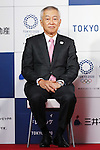 Masanobu Komoda, SEPTEMBER 20, 2016 : The Tokyo 2020 Organising Committee and Mitsui Fudosan held a Opening ceremoy of Nihonbashi City dressing in Tokyo, Japan. Japanese Olympian and Paralympian photos and movies were exhibited in the Nihonbashi in Tokyo, Japan.  (Photo by Yusuke Nakanishi/AFLO SPORT)
