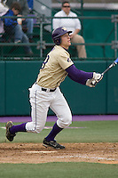 April 27, 2008: University of Washington's Kyle Conley at bat against UCLA during a Pac-10 game at Husky Ballpark in Seattle, Washington.