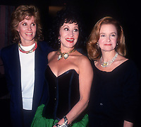 Stephanie Powers Chita Rivera Swoozie Kurtz, 1990, Photo By Michael Ferguson/PHOTOlink