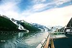 Alaska Voyage NearCollege Fjord