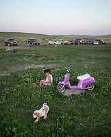 Photos from the Pine Ridge Reservation in South Dakota, Saturday, May 11, 2013. <br /> <br /> Photo by Matt Nager