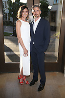 LOS ANGELES, CA - JUNE 11:Odette Annable and Dave Annable at the premiere of Yellowstone at Paramount Studios in Los Angeles, California on June 11, 2018. <br /> CAP/MPIFS<br /> &copy;MPIFS/Capital Pictures