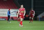 Scarlets scrum half Gareth Davies.<br /> Celtic League<br /> Scarlets v Munster<br /> <br /> 01.03.14<br /> <br /> &copy;Steve Pope-SPORTINGWALES