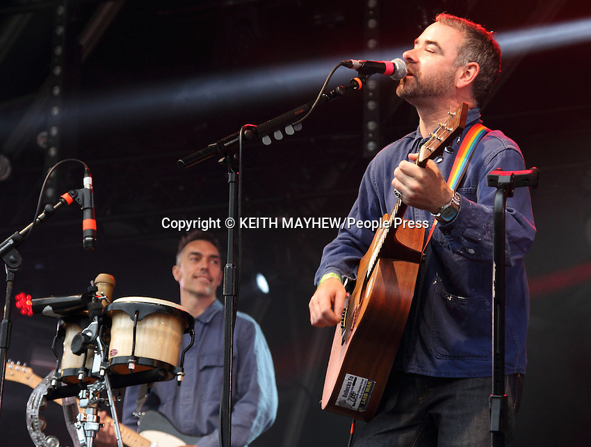 Day Two of Camp Bestival held at Lulworth Castle, Dorset on August 1st 2014<br />