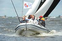 SKS Elahuizen 070812.Klaas & Sippy.© Martin de Jong