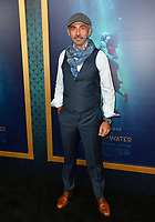Shaun Toub at the Los Angeles premiere of &quot;The Shape of Water&quot; at the Academy of Motion Picture Arts &amp; Sciences, Beverly Hills, USA 15 Nov. 2017<br /> Picture: Paul Smith/Featureflash/SilverHub 0208 004 5359 sales@silverhubmedia.com
