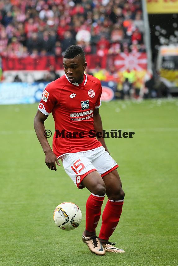 Jhon Cordoba (Mainz) - 1. FSV Mainz 05 vs. SV Darmstadt 98, Coface Arena