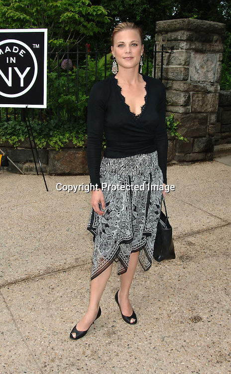 "Gina Tognoni of Guiding Light..at The ""Made In New York"" Awards for Outstanding Achievement in the Entertainment Industry at Gracie Mansion on June 5, 2006...Robin Platzer, Twin Images"