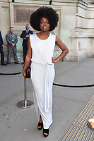 Clara Amfo at the Victoria and Albert Summer Party held at the Victoria and Albert Museum in London, UK. <br /> 21 June  2017<br /> Picture: Steve Vas/Featureflash/SilverHub 0208 004 5359 sales@silverhubmedia.com