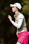 Golfer Ye-Nah Hwang of South Korea during the 2017 Hong Kong Ladies Open on June 10, 2017 in Hong Kong, China. Photo by Marcio Rodrigo Machado / Power Sport Images